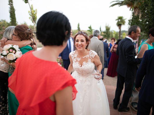 La boda de Antonio y Fátima en Almendralejo, Badajoz 46