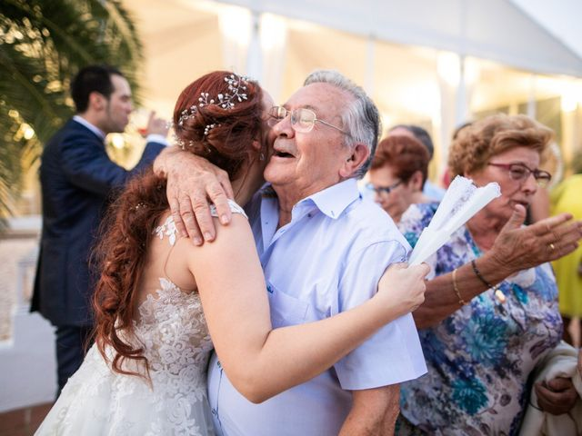 La boda de Antonio y Fátima en Almendralejo, Badajoz 49