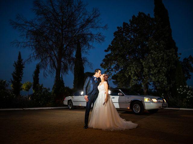 La boda de Antonio y Fátima en Almendralejo, Badajoz 50