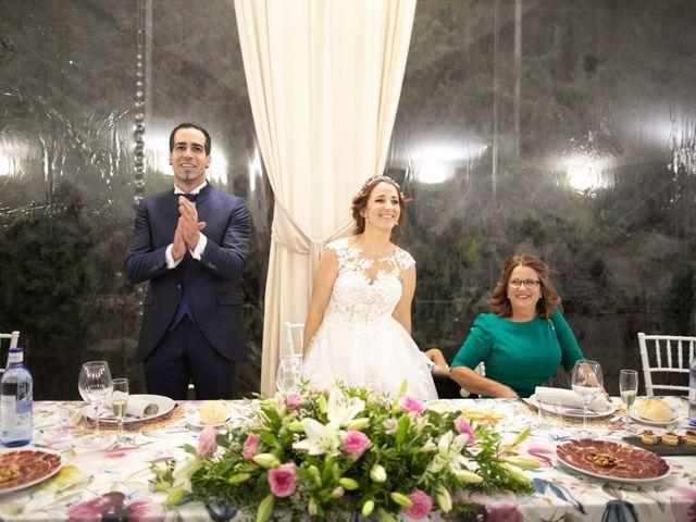 La boda de Antonio y Fátima en Almendralejo, Badajoz 63