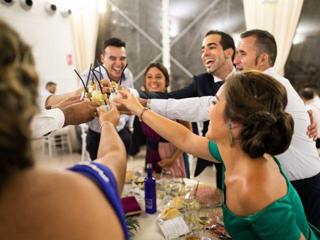 La boda de Antonio y Fátima en Almendralejo, Badajoz 67