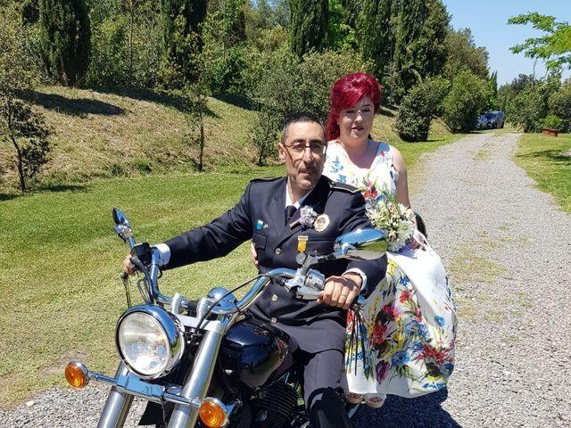 La boda de Mari y Xavier