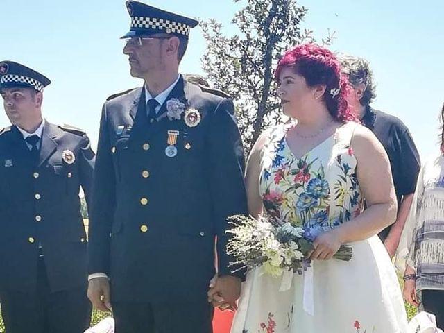 La boda de Xavier y Mari en Pueblo Sant Andreu Salou, Girona 2