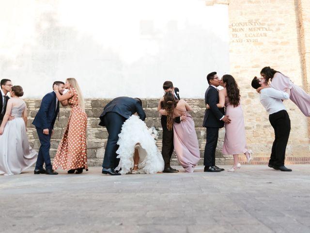 La boda de Jose Manuel y Mara en Jerez De La Frontera, Cádiz 11