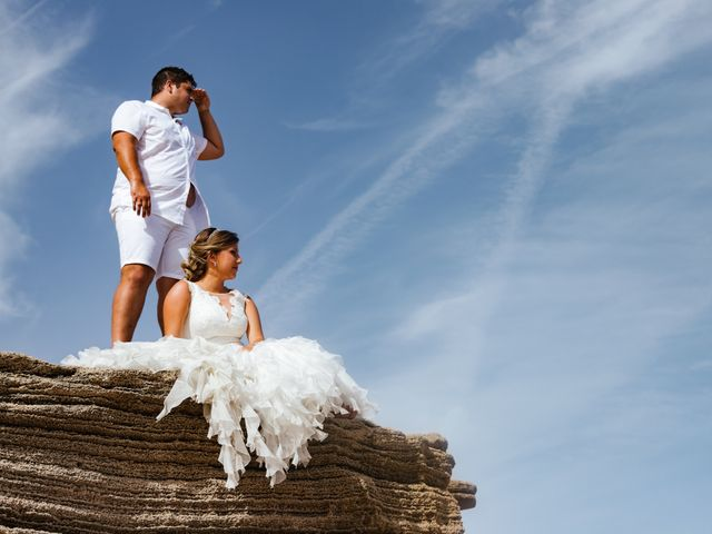 La boda de Jose Manuel y Mara en Jerez De La Frontera, Cádiz 51