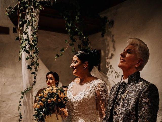 La boda de Rubia y Reyes en Juan Grande, Las Palmas 6