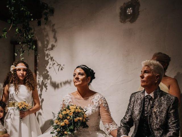 La boda de Rubia y Reyes en Juan Grande, Las Palmas 7