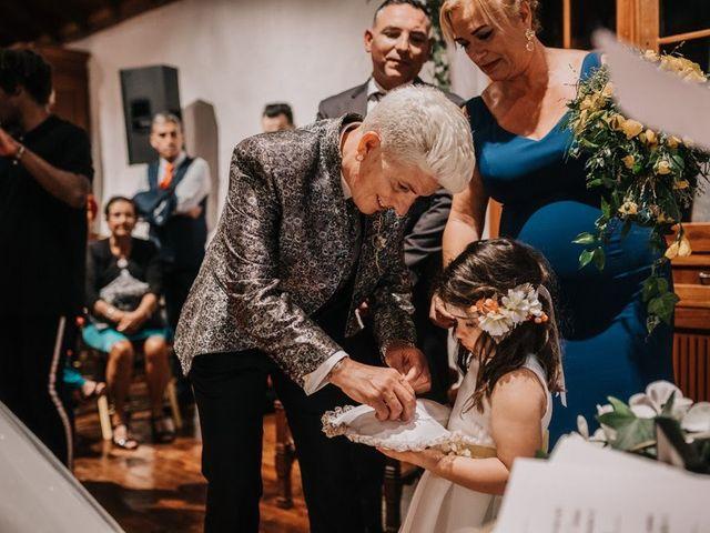 La boda de Rubia y Reyes en Juan Grande, Las Palmas 2