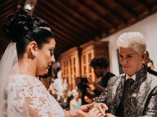 La boda de Rubia y Reyes en Juan Grande, Las Palmas 9