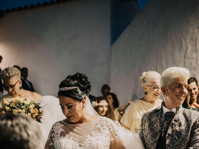 La boda de Rubia y Reyes en Juan Grande, Las Palmas 11