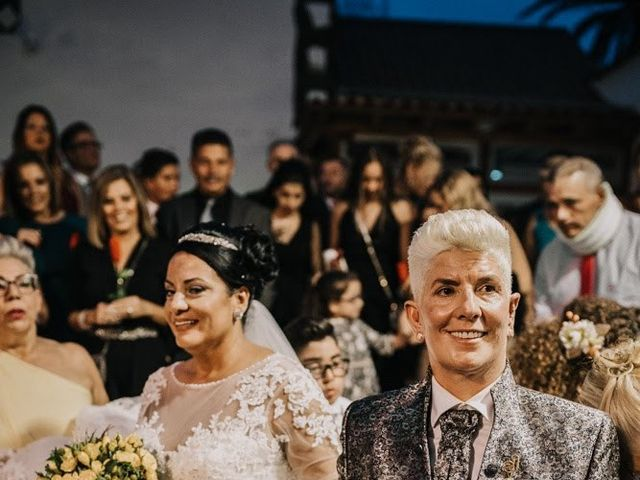 La boda de Rubia y Reyes en Juan Grande, Las Palmas 12