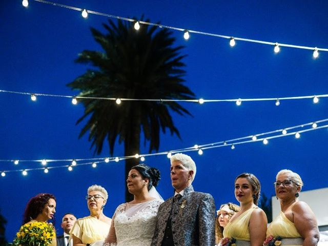 La boda de Rubia y Reyes en Juan Grande, Las Palmas 13