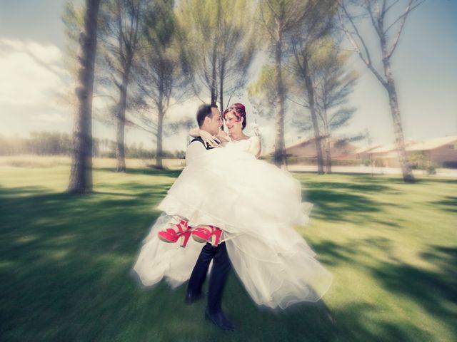La boda de Janire y Joel