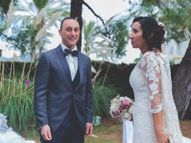 La boda de Ruggero y Esther en Castelló/castellón De La Plana, Castellón 14