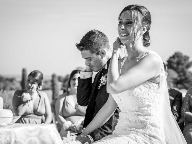La boda de Rocio y Jaume