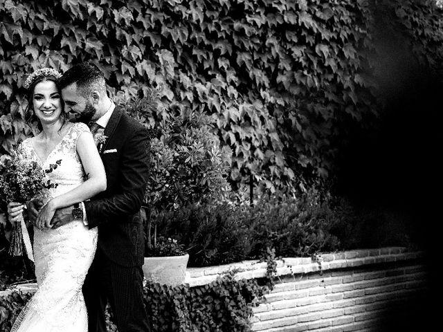 La boda de Adrian  y Cristina en Illescas, Toledo 1