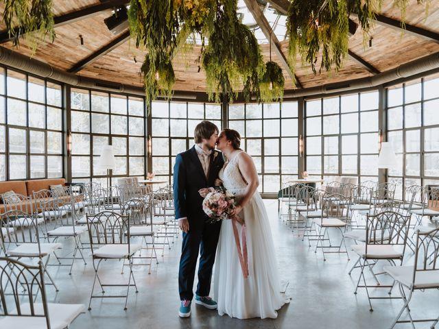 La boda de Saray y Alex