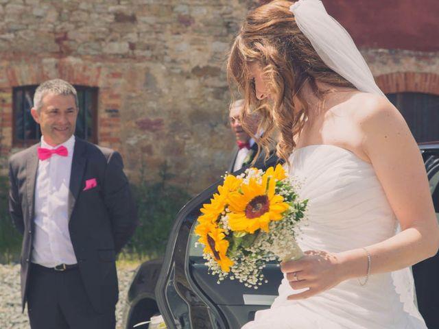 La boda de Antonio y Yolanda en Santa Maria De Mave, Palencia 13