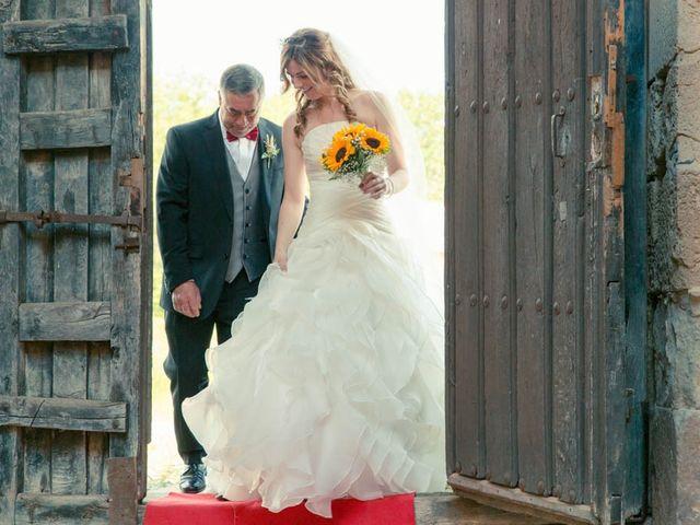 La boda de Antonio y Yolanda en Santa Maria De Mave, Palencia 14