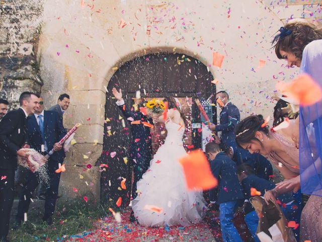 La boda de Antonio y Yolanda en Santa Maria De Mave, Palencia 17