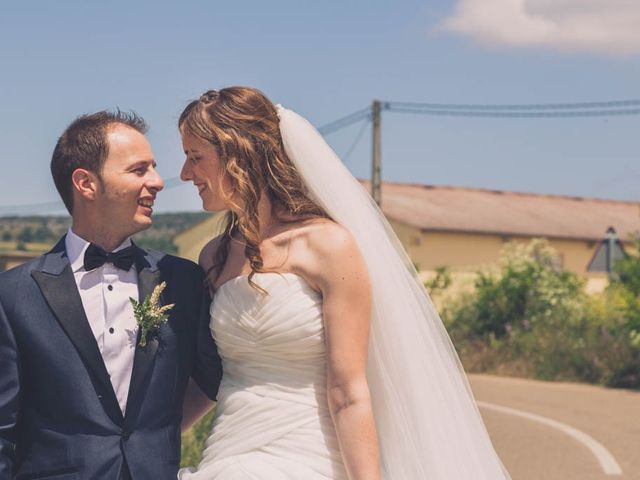 La boda de Antonio y Yolanda en Santa Maria De Mave, Palencia 18
