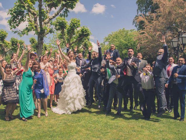 La boda de Antonio y Yolanda en Santa Maria De Mave, Palencia 29