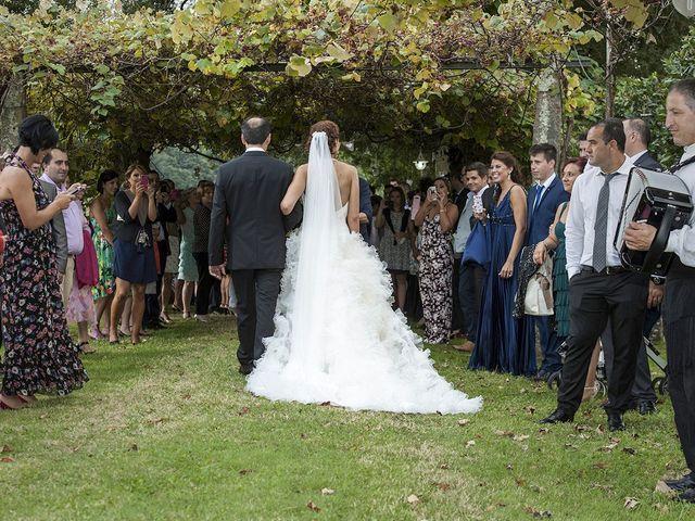 La boda de Bertín y Sheila en Outes, A Coruña 7