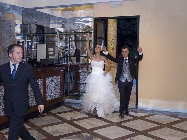 La boda de Bertín y Sheila en Outes, A Coruña 20