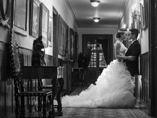 La boda de Bertín y Sheila en Outes, A Coruña 21