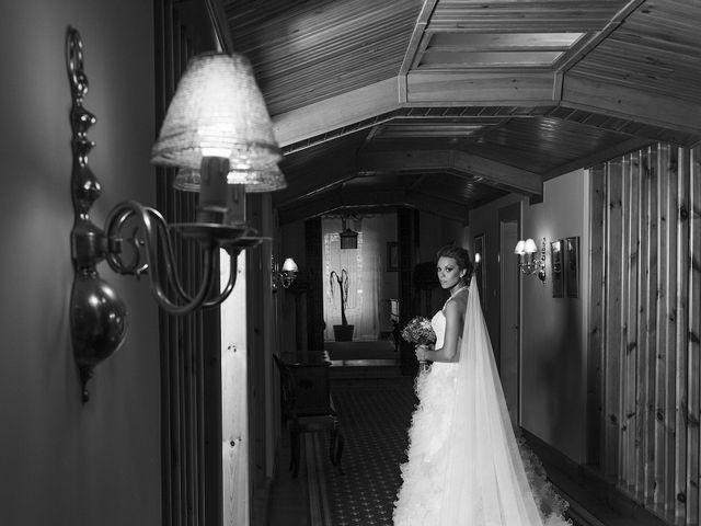 La boda de Bertín y Sheila en Outes, A Coruña 31