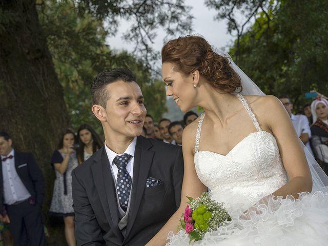 La boda de Bertín y Sheila en Outes, A Coruña 33