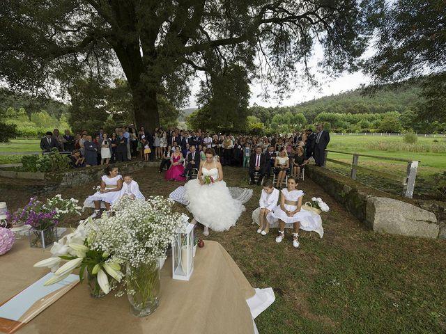 La boda de Bertín y Sheila en Outes, A Coruña 34