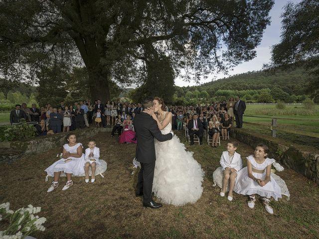 La boda de Bertín y Sheila en Outes, A Coruña 36