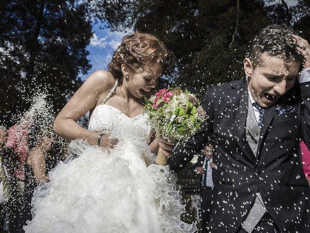 La boda de Bertín y Sheila en Outes, A Coruña 40