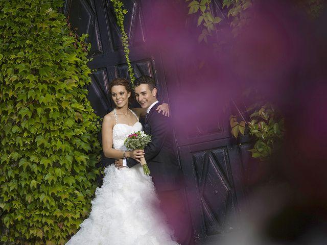 La boda de Bertín y Sheila en Outes, A Coruña 42