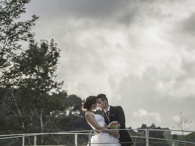 La boda de Bertín y Sheila en Outes, A Coruña 44