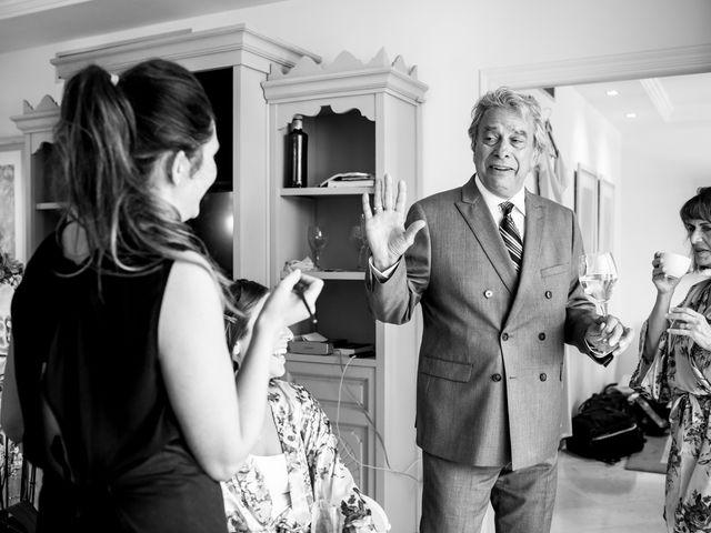 La boda de David y Danae en Marbella, Málaga 6