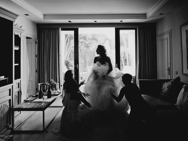 La boda de David y Danae en Marbella, Málaga 11