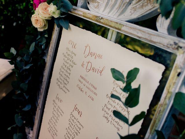 La boda de David y Danae en Marbella, Málaga 12