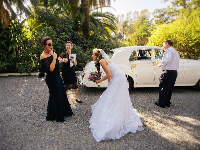 La boda de David y Danae en Marbella, Málaga 19