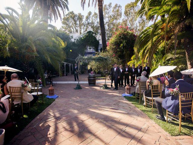 La boda de David y Danae en Marbella, Málaga 22