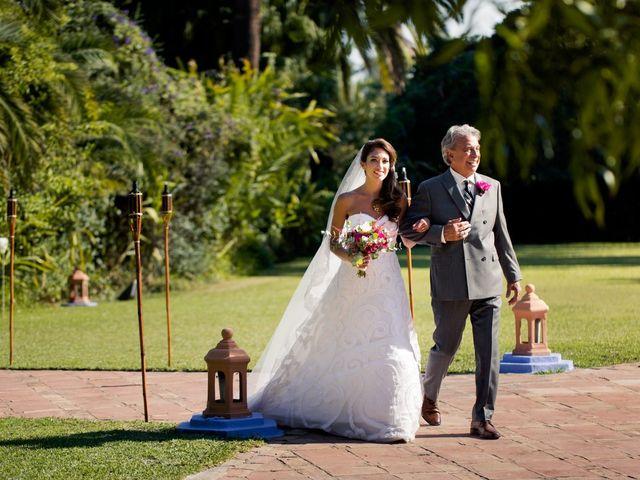 La boda de David y Danae en Marbella, Málaga 26