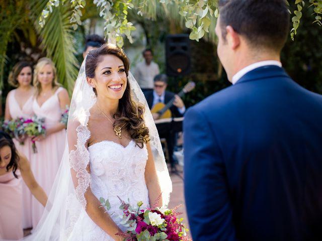 La boda de David y Danae en Marbella, Málaga 27