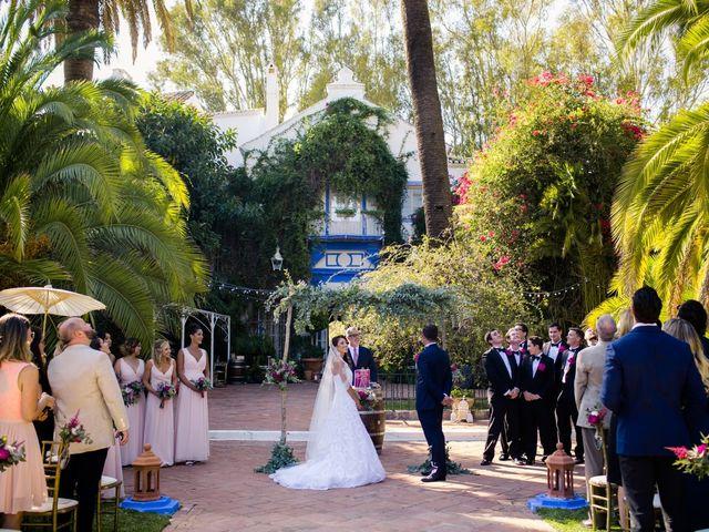 La boda de David y Danae en Marbella, Málaga 28