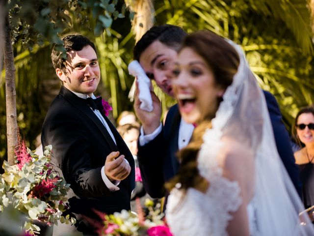 La boda de David y Danae en Marbella, Málaga 30
