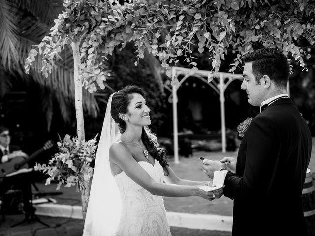 La boda de David y Danae en Marbella, Málaga 31