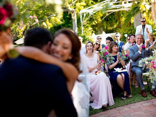La boda de David y Danae en Marbella, Málaga 33