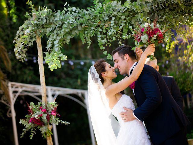 La boda de David y Danae en Marbella, Málaga 1