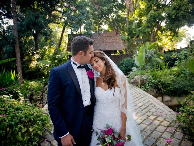 La boda de Danae y David