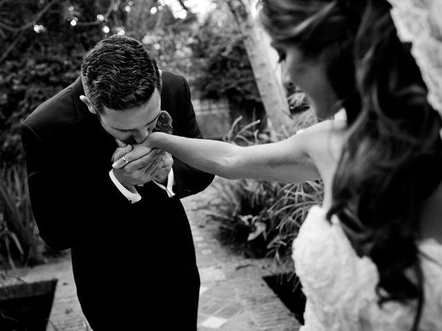 La boda de David y Danae en Marbella, Málaga 37